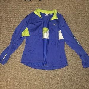 Large puma jacket
